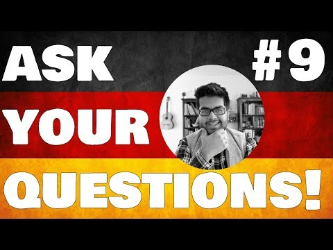 🔴 📹 Ask Your Questions #9