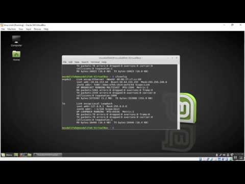 configure ssh server in linux mint/ kali linux/ ubuntu