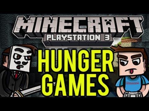 Minecraft Playstation 3 Hunger Games