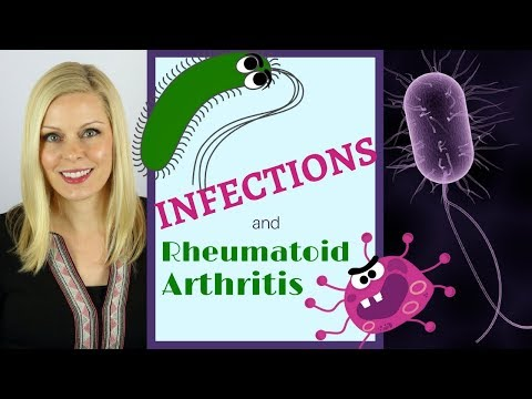 Infections Associated with Rheumatoid Arthritis