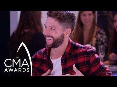 Chris Lane | 51st CMA Awards Radio Remote | CMA