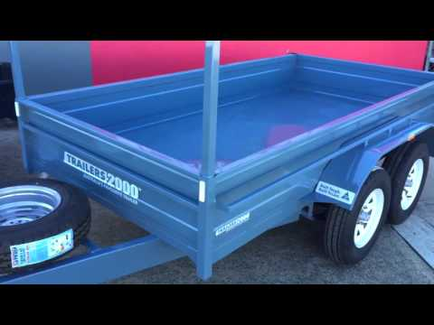 Tandem Trailers by Trailers 2000
