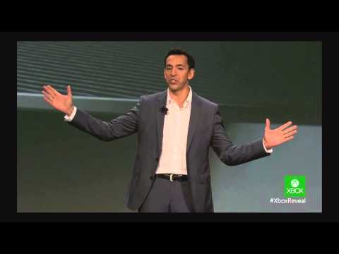 Xbox One Event  5/21/2013 Pt: 2 Media with Yusuf Mehdi