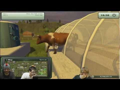 Duncan Loses It - Farming Simulator 2013