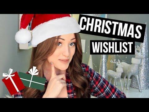What's On My Christmas Wishlist?