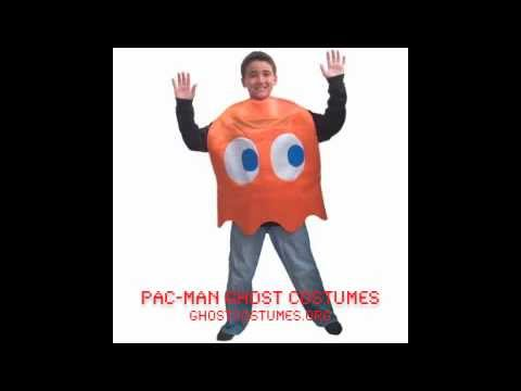 Pac-Man Ghost Costumes