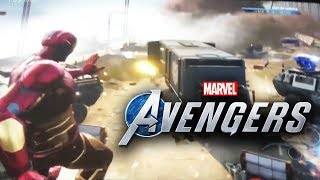 Download Marvel's Avengers Leaks ACTUAL Gameplay, Looks Better than E3 - Inside Gaming Daily Video