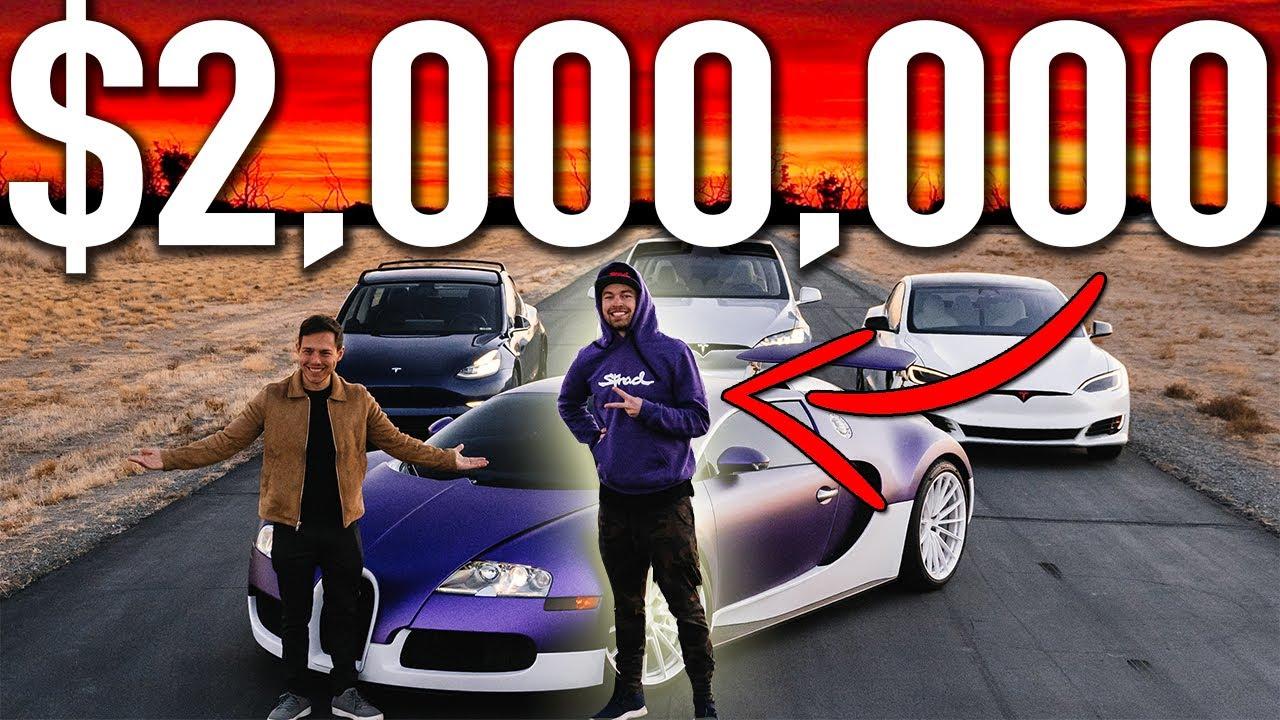 Millionaire Reacts: How TheStradman Spends $2 Million Per Year | UNCUT Interview