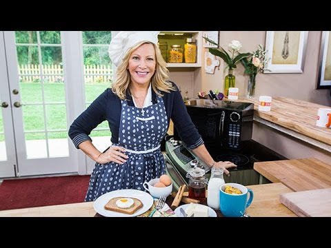 Kym Douglas' Easy Microwave Breakfast Recipes