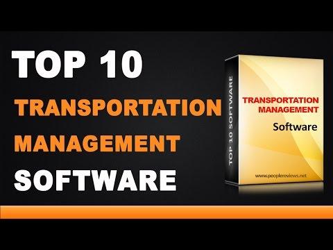 Best Transportation Management Software - Top 10 List