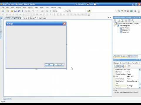 How to make a program that requires a product key in Microsoft Visual Basic 2008