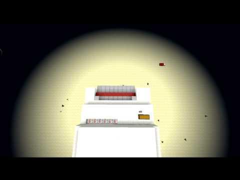 Truemind: minecraft redstone tutorial working 3D printer!