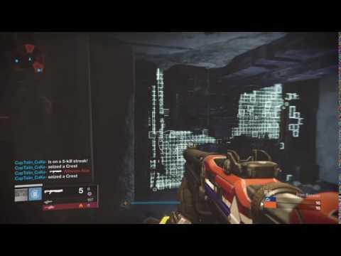 Destiny: Platform Nine and Three-Quarters