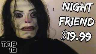 Top 10 Scary Items Traded On The Internet