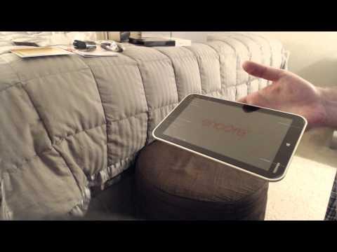 Toshiba Encore 8 Tablet Unboxing (Case Logic Sure Fit)