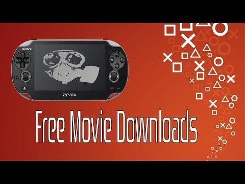 (READ DESCRIPTION) Free Ps vita Movie Downloads