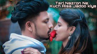 || Roshan Sante & Siddhi ||Teri Nazrone Kuch Aisa Jadoo Kiya || Love Story 2019 || Dosti Creation ||
