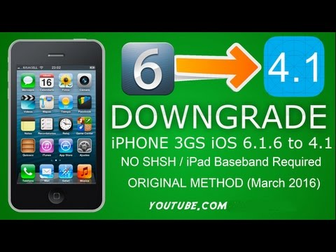 iPhone 3GS Untethered Jailbreak and Unlock for iOS 6 1 6 and 6 1 3 with Base band 05 16 08