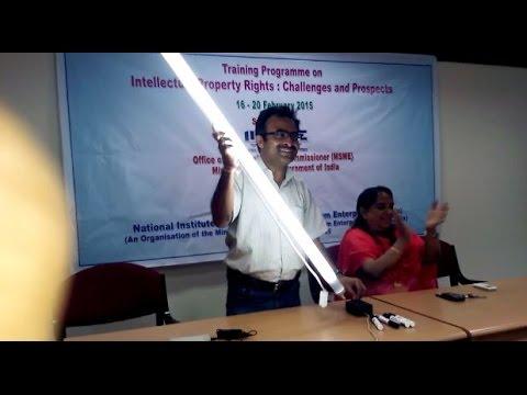 Narsimha Chary Formula Miracle Re Glowing of Failed Tube Light Without Choke & Starter