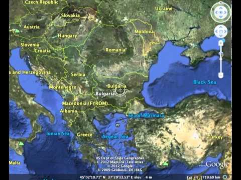 Bulgaria Flight