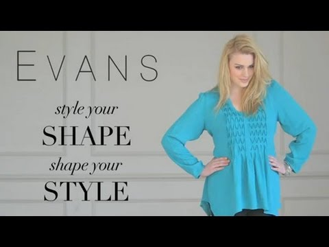 How To Dress For An Hourglass Shape | The Shape Experts | Evans