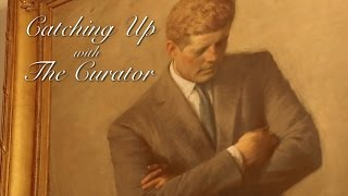 Catching Up with The Curator: The Presidential Portrait of John F. Kennedy