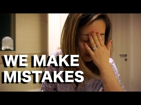 When We Make Mistakes