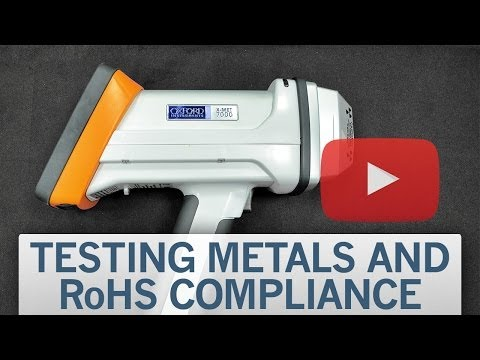 How it's done: Testing metal quality with an X-Ray Fluorescence (XRF) gun