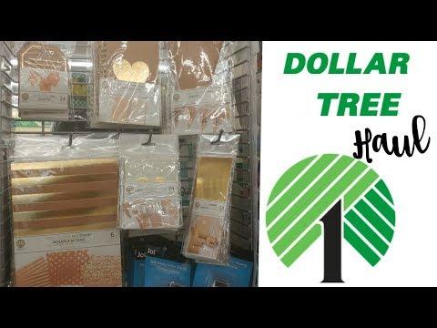 DOLLAR TREE HAUL * NEW FINDS