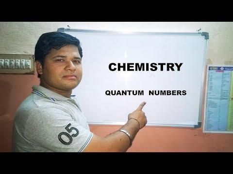 Quantum Numbers l CHEMISTRY l Class 11th