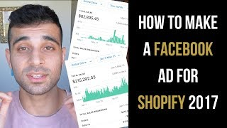 How to Make a Facebook Ad for Shopify 2017