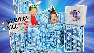 "NAUGHTY vs NICE CHRISTMAS PRESENTS "" SIRI PICKS "" 