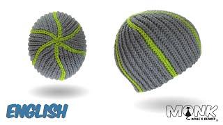 Mütze Häkeln Stripes Beanie Bosnisch Häkeln
