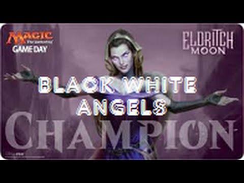 MTG EMN GAMEDAY WINNING DECK - BLACK WHITE ANGELS