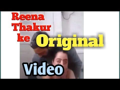 Xxx Mp4 Reena Thakur Ke Original Video 3gp Sex