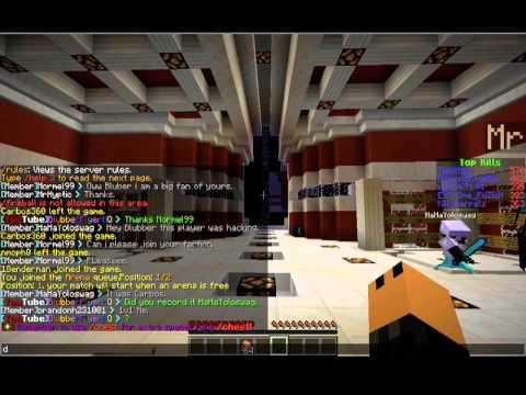 Minecraft 1.6.4 OP Server