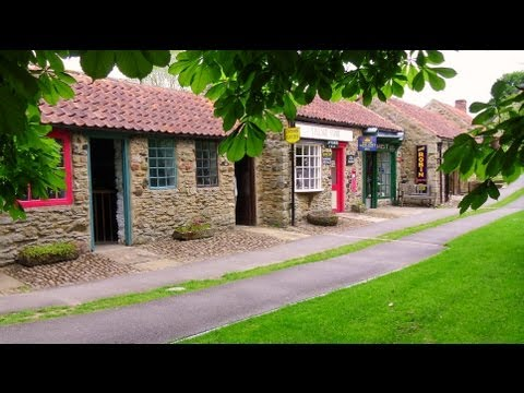 Rydale Folk Museum (Part 1 of 3), Hutton Le Hole, North Yorkshire Moors