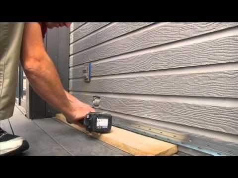 NextStone™ Faux Stone Siding Install
