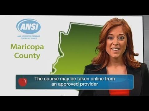 Maricopa County Food Handler Card - How to Get Your Maricopa Food Handlers Card Online