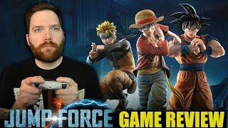Jump Force - Game Review