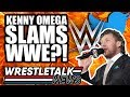 AEW Announce Huge Star For PPV Kenny Omega Shoots On WWE WrestleTalk News June 2019