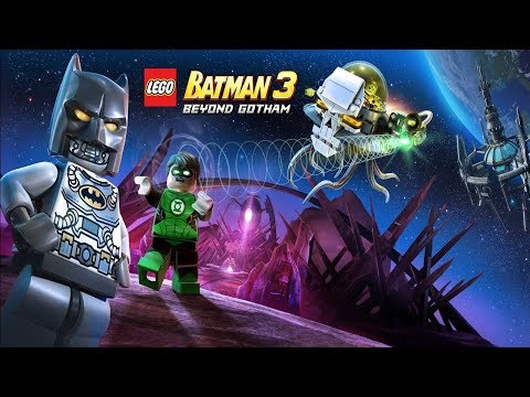 LEGO Batman 3 -How to Unlock Man-Bat-Breaking Bats Free Play