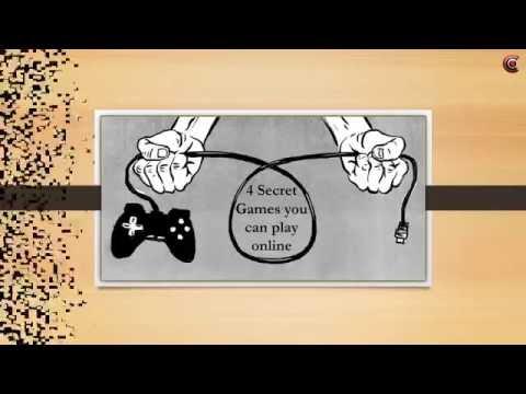 4 Secret Online Games