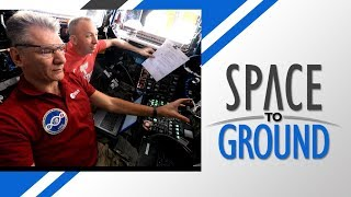 Space to Ground: Busy Crew: 09/22/2017