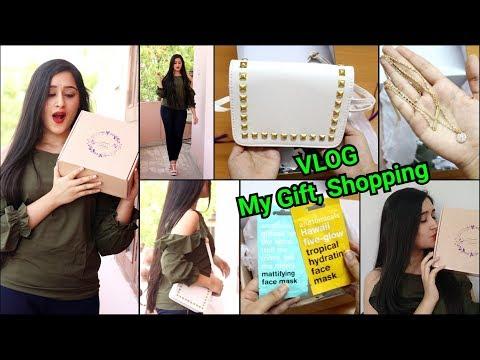 VLOG - What I gifted Myself , My Shopping, Mauvelush June Box