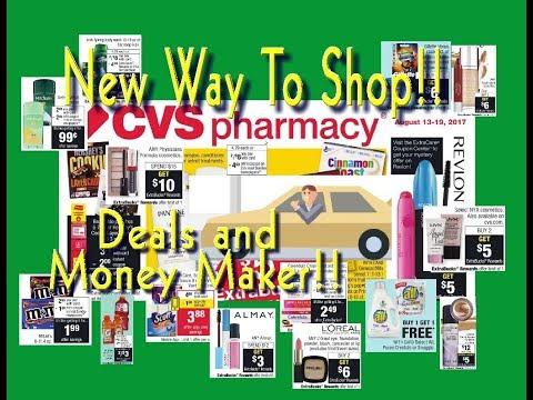 CVS 8/13/17: Deal Ideas and a NEW SERVICE AVAILABLE AT CVS!!