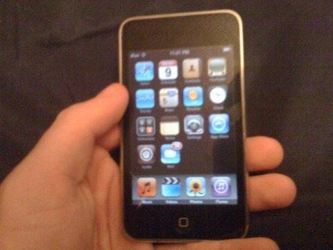 2G iPod Touch Jailbreak(UnTethered) Windows