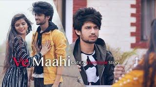 Ve Maahi | Kesari | Cute Love Story | Unknown Boy Varun | Akshay Kumar & Parineeti Chopra