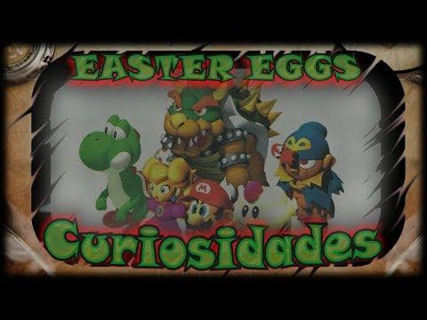 Easter Eggs e curiosidades #4 - Super mario RPG