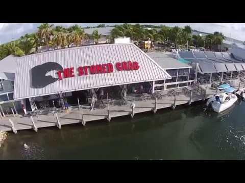 The Stoned Crab Restaurant and Marina by DJI Phantom
